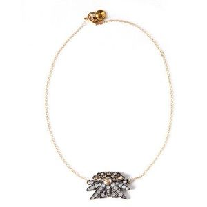 Lulu Frost Larkspur Pendant Necklace